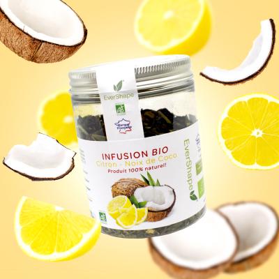 Infusion Citron Coco BIO*
