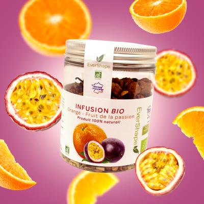 Infusion Orange Fruit de La Passion BIO*