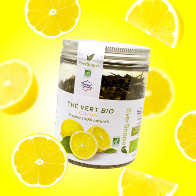 Thé Vert Citron BIO*