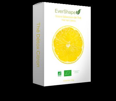 Thé détox citron