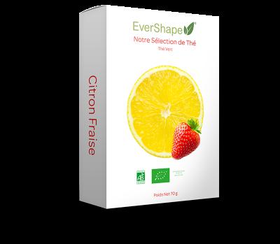 Thé fraise citron
